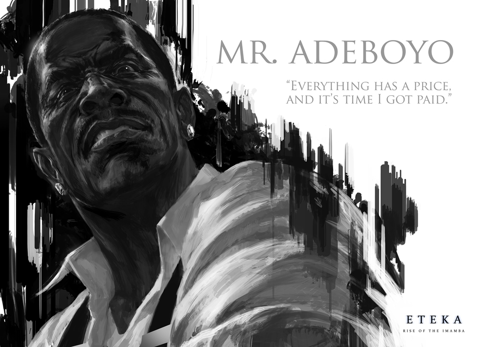Mr. Adeboyo
